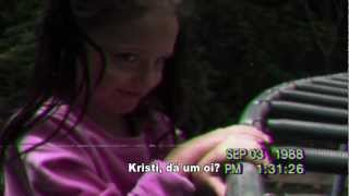 Trailer Oficial de Atividade Paranormal 4.