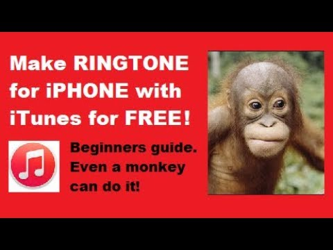 Make Ringtone for iPhone 5/5s/6/6s/7 with iTunes - Windows or Mac (2017 edition)
