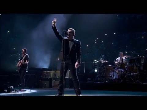 Pride (In the name of Love) - U2 live in Paris