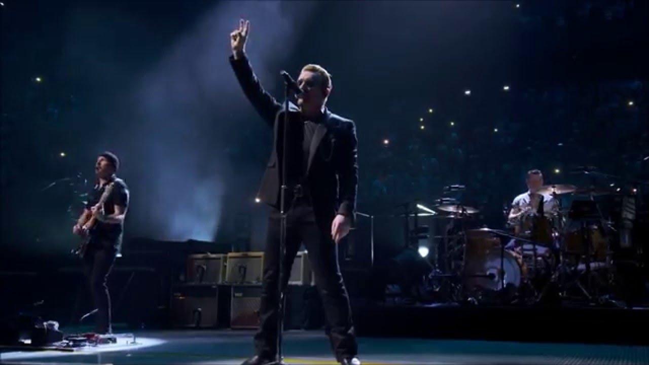 Pride (In the name of Love) - U2 live in Paris