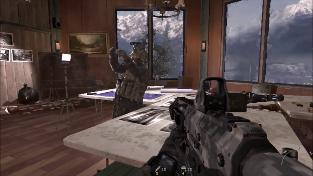 Call Of Duty Mw2 Shadow Company Mod With Battlechatter Loose