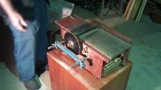 деревообрабатывающий станок Могилев ИЭ 6009 А  Woodworking machine IE 6009 Mogilev And
