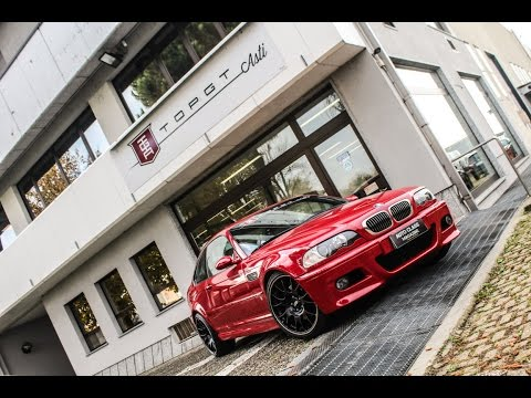 BMW M3 E46 Review with Top GT Asti - YouTube