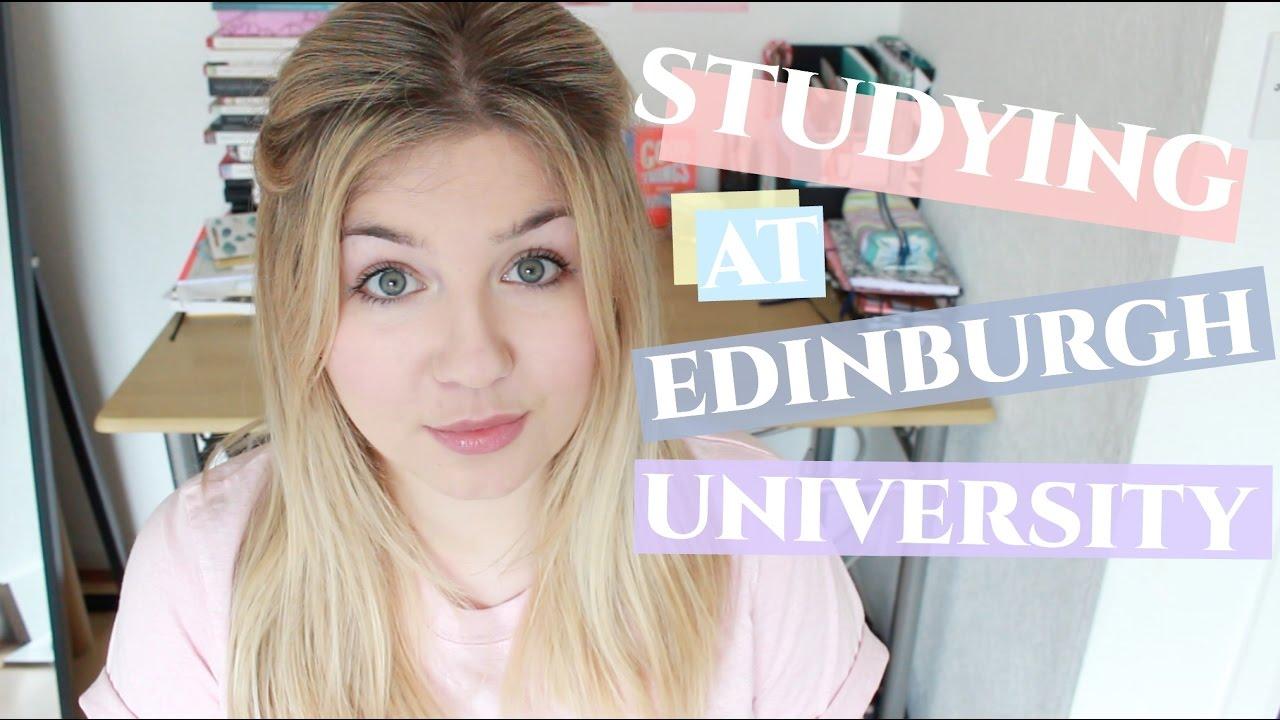 Studying at Edinburgh University | My Experience