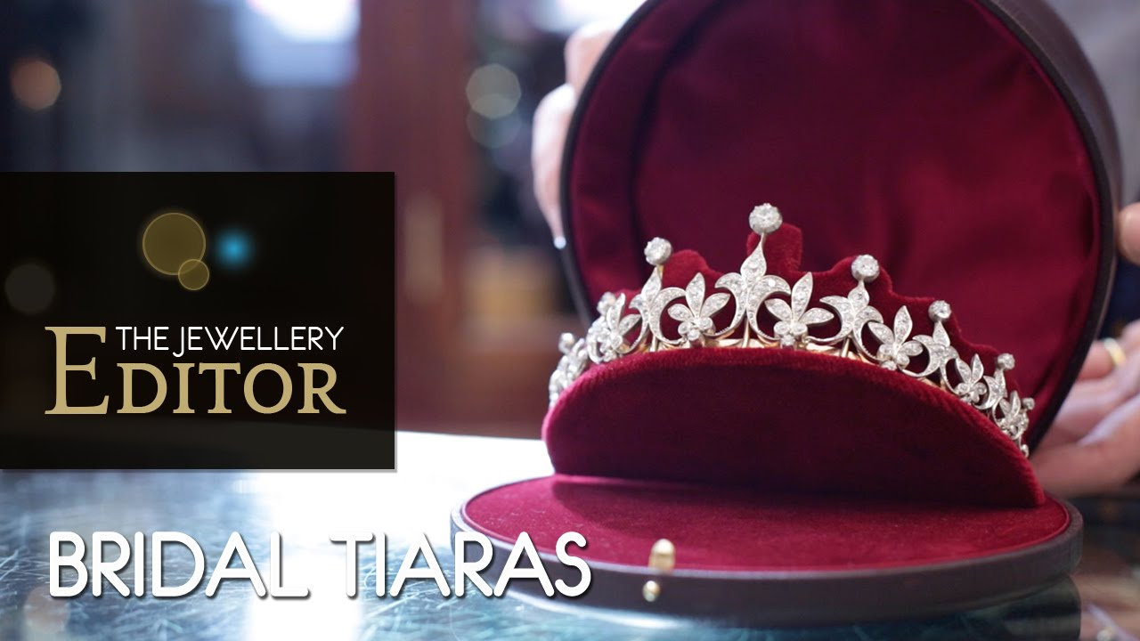 Wedding Tiaras Expert Advice On How To Choose The Perfect Headpiece