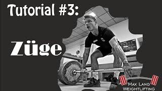 Video Tutorial #3: Züge -  Teil 1 // Pulls - Part 1 download MP3, 3GP, MP4, WEBM, AVI, FLV November 2017