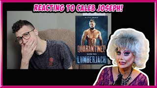 Caleb joseph (previously known as insane reader) was the first booktuber that i ever found. though i'm not sure he even considers himself a anymore...