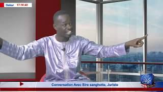 LIVE | Emission Conversation Avec Siré Sanghotte, Juriste - Thème:  ''La Révolte Des Foutankés''