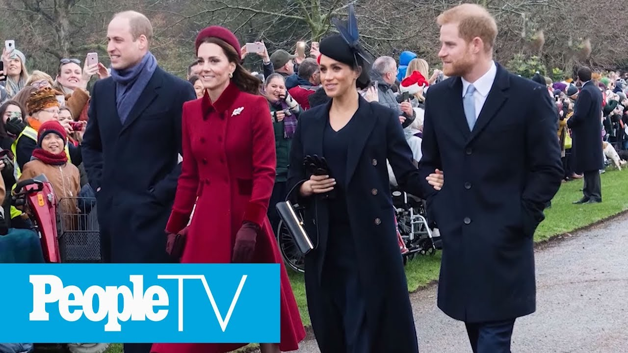 Prince William, Kate Middleton, Prince Harry, Meghan Markle Announce New Project Together | PeopleTV