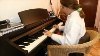 Masha and the Bear - Маша и Медведь - Masha y el oso for piano