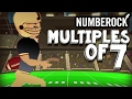 7 Times Table Song Rap: Skip Counting by 7 | Multiplication Song by NUMBEROCK