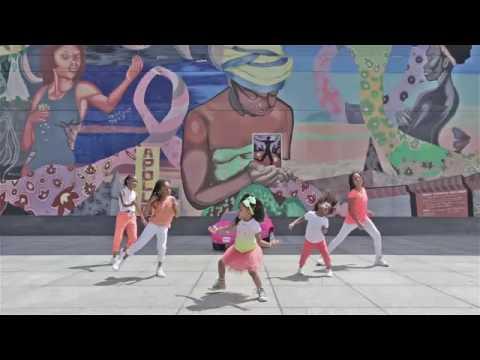 رقص زومبا اطفال مبهر ورائع Youtube