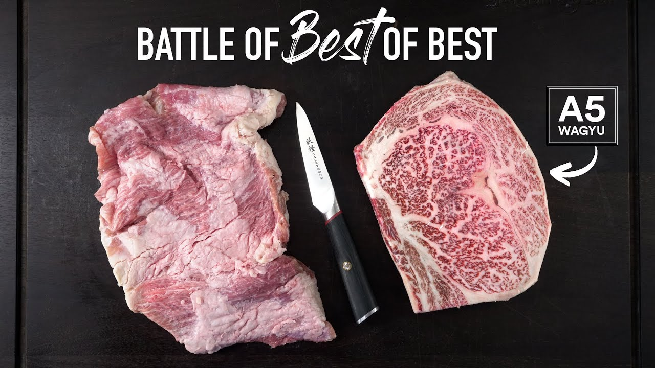 I cooked the 2 most EXQUISITE cuts of meat, here's the best!