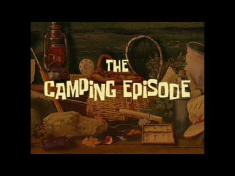SpongeBob SquarePants Song: The Campfire Song Song