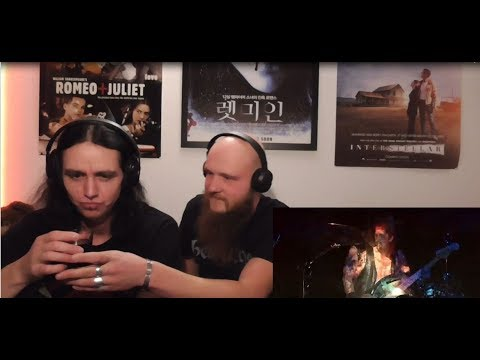 BEWITCHER - Under The Witching Cross (OFFICIAL VIDEO) Reaction/ Review