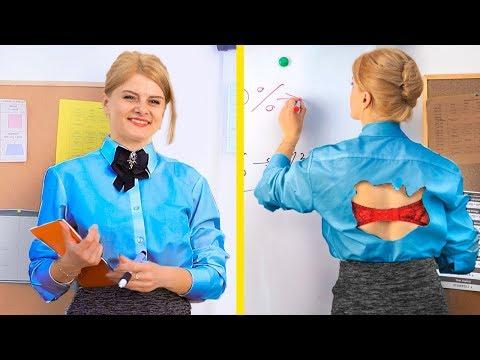 Блондинка против брюнетки /15 смешных пранков над подругой