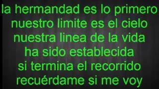 Gambar cover See You Again (letras) Kevin Karla & La Banda 2015 Español