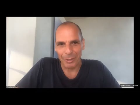 2008 & 2020: The Combination That Changed Capitalism Forever [Yanis Varoufakis]