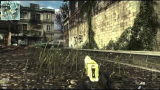 Modern Warfare 3 - How To Unlock The Gold Desert Eagle (Glitch Tut)