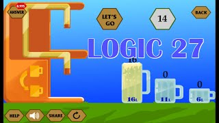 River Crossing IQ Game - Logic 27