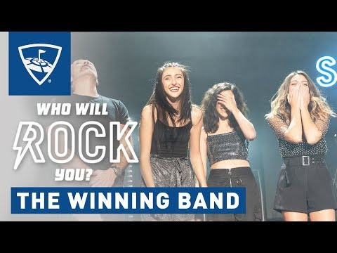 Who Will Rock You? | Season 2: Episode 2 - The Winning Band: Spinning Jenny | Topgolf