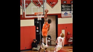 Elijah Jones 2020 / Goes for 26 pts, 8 Rebounds, 6 Steal, 5 Assist in Lee Davis vs Goodwin 2018
