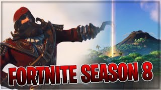*BRAND NEW* Season 8 Battle Pass in Fortnite Battle Royale!