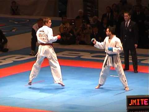 karate world championship 2 002 final kumite team male england vs