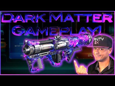 COD: BO3 DARK MATTER RPG GAMEPLAY! BO3 EPIC XM-53 DARK MATTER CAMO!