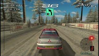 Sega Rally 2006 PS2 Gameplay HD (PCSX2)