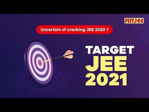 Buckle Up for JEE 2021 With FIITJEE's One Year Extended Classroom Program