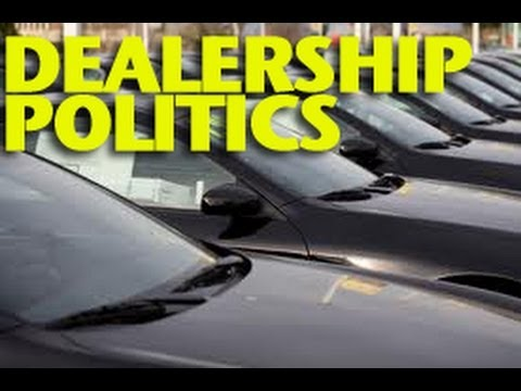 Dealership Politics -ETCG1