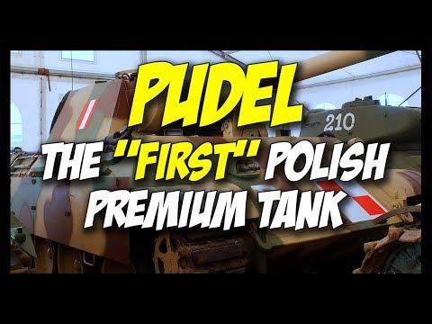 ► PUDEL - New Polish Premium Medium Tank - World of Tanks PUDEL Preview
