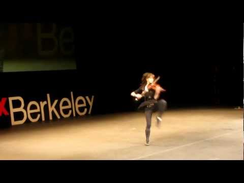 Electric Daisy Violin- Lindsey Stirling at TedxBerkeley 2012