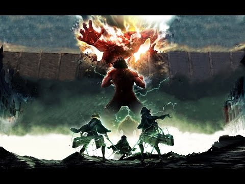 Attack on Titan Season 2 opening Full『Linked Horizon - Shinzou wo Sasageyo!』