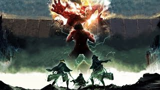 Attack on Titan Season 2 opening Full『Linked Horizon - Shi...