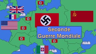 Second World War in 10 minutes