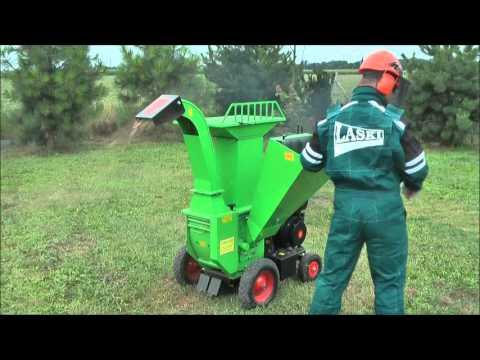 Садовый измельчитель LASKI KDO 90/14 CH440T
