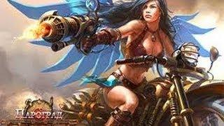 Пароград: видео обзор лучшей браузерной MMORPG игры 2013г. |Пароград (Parograd) регистрация.