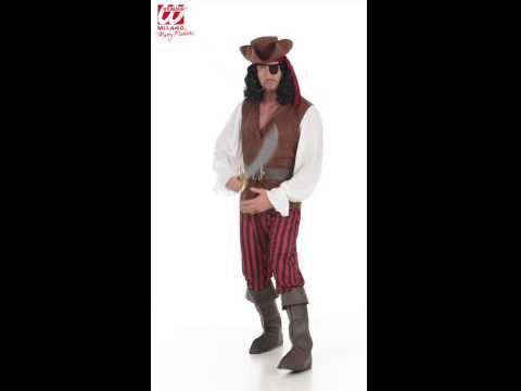 Piraten carnavalskleren
