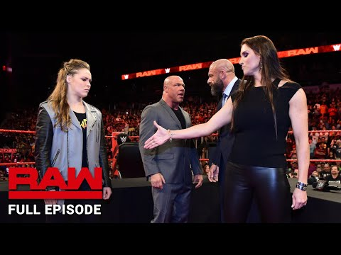 WWE Raw Full Episode, 2 April 2018