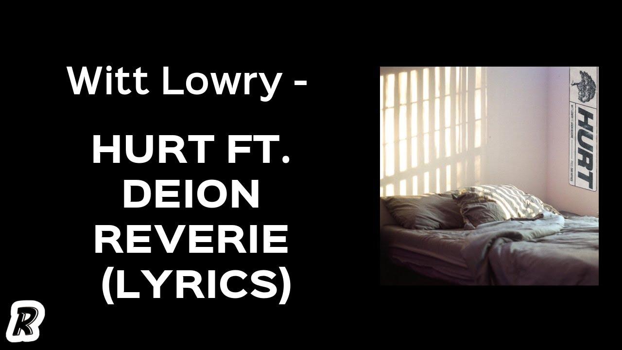 Witt lowry hurt