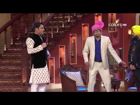 Comedy Nights With Kapil -  Daler Mehndi Rab Rab Karda - 2nd February 2014 - Full Episode (HD)