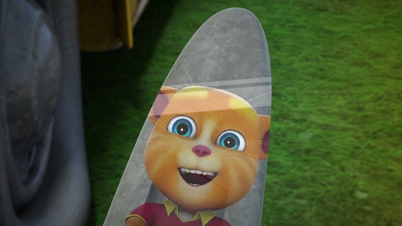 Download The Brave Sir Ginger - Talking Tom and Friends (Season 5 Episode 21)