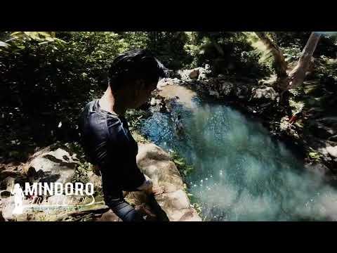 Cawa-Cawa Falls In Buli Pinamalayan, Oriental Mindoro