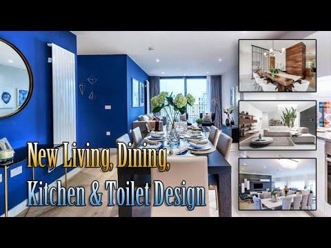 Dining | Living | Kitchen | Toilet | Bathroom Design Manoobkumar