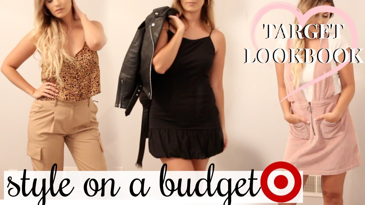 3135ed31f TARGET LOOKBOOK 2018 | TRY-ON HAUL | WILD FABLE , NEW DAY + MORE ...