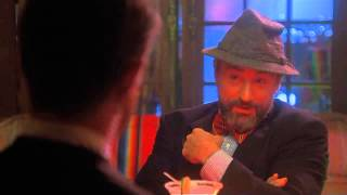 """Wag the Dog (1996) Police Scene: """"There is no war."""""""