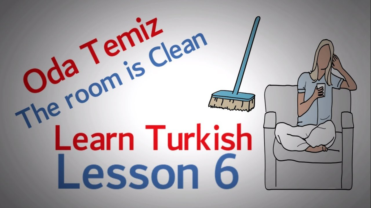 Learn Turkish Lesson 6 - Making sentences from Adjective Words - Important useful Phrases