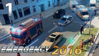 Emergency 2016: Resolviendo el caos en la ciudad (Simulador de Accidentes)